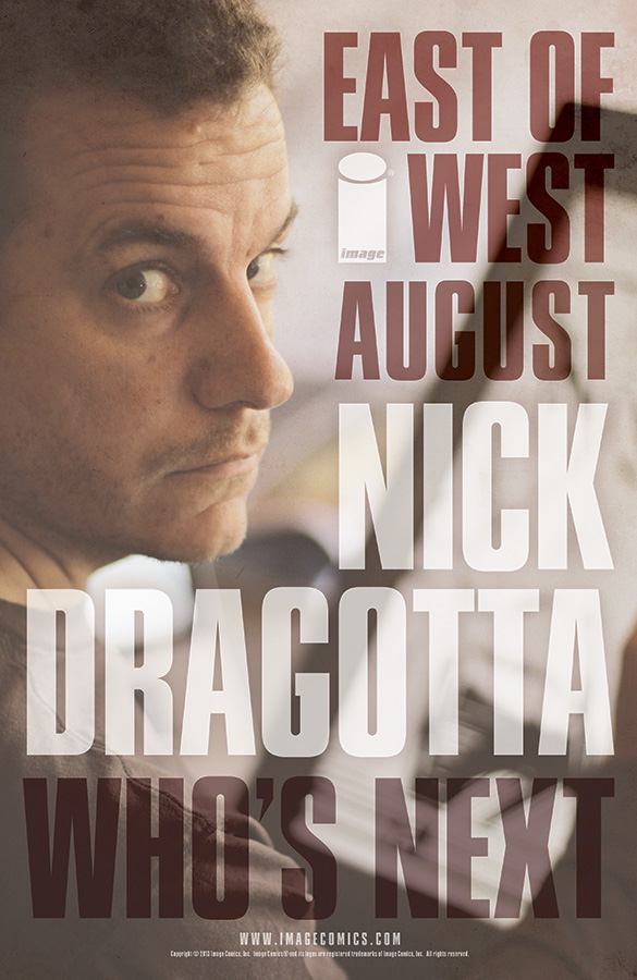 Who's Next // Nick Dragotta